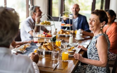 Dining Out With a Hearing Loss